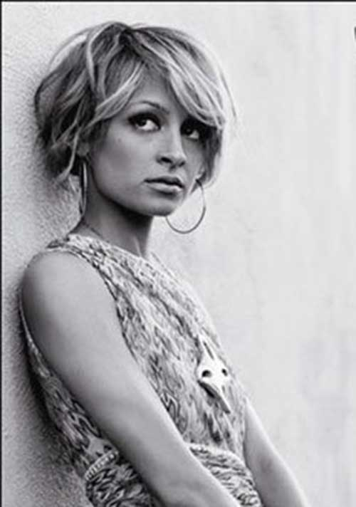 20 Best Nicole Richie Bob Short Hairstyles Amp Haircuts