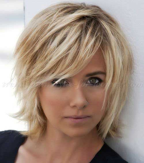 Pics of Trendy Short Bob Hairstyles
