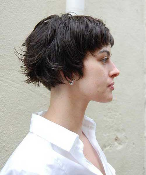 10 Pixie Haircuts for Thick Hair