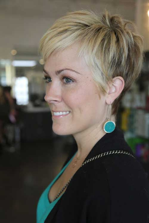 Pixie Cut Straight Haircuts
