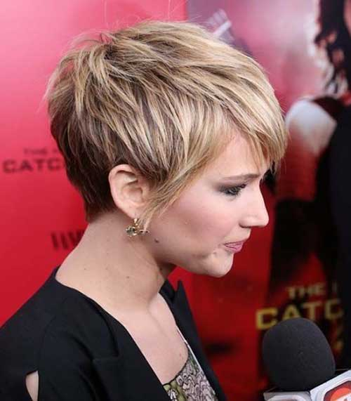 Pixie Cut Trendy Short Hairstyles
