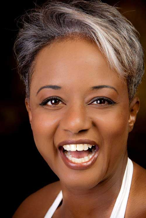 Pixie Hair Cuts for Black Women Over 50
