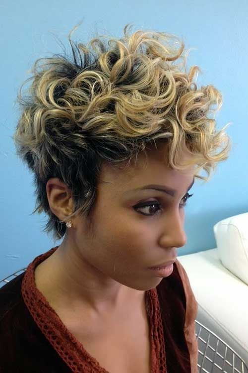 haircuts for with curly hair 20 pixie haircuts for curly hair hairstyles 9738