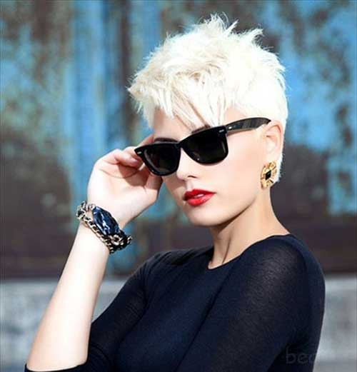 Punk Pixie Short Haircuts