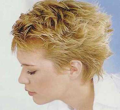 Miraculous 15 Short Spiky Haircuts For Women Short Hairstyles Amp Haircuts 2015 Hairstyles For Men Maxibearus