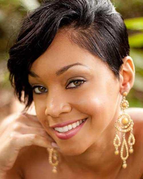 Amazing 10 Short Mohawk Hairstyles For Black Women Short Hairstyles Hairstyles For Men Maxibearus