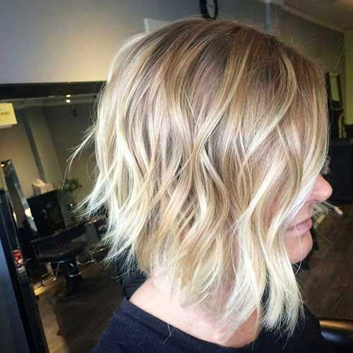 Best Short Blonde Ombre Hair