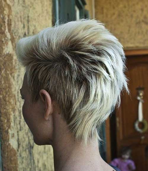 Best Short Funky Hairstyles