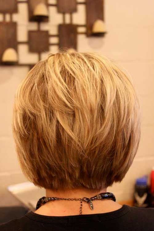 Short Bob Hair Cuts For Women Over 50
