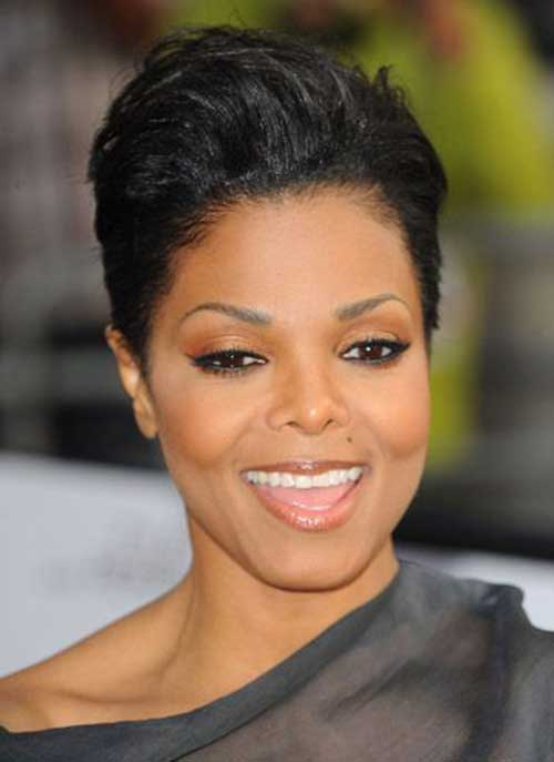 Classy Short Haircuts for Black Women Over 50