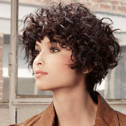 Pleasing 15 Latest Short Thick Curly Hairstyles Short Hairstyles Short Hairstyles Gunalazisus