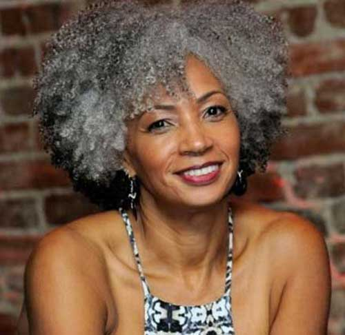 10 Short Hairstyles for Black Women Over 50