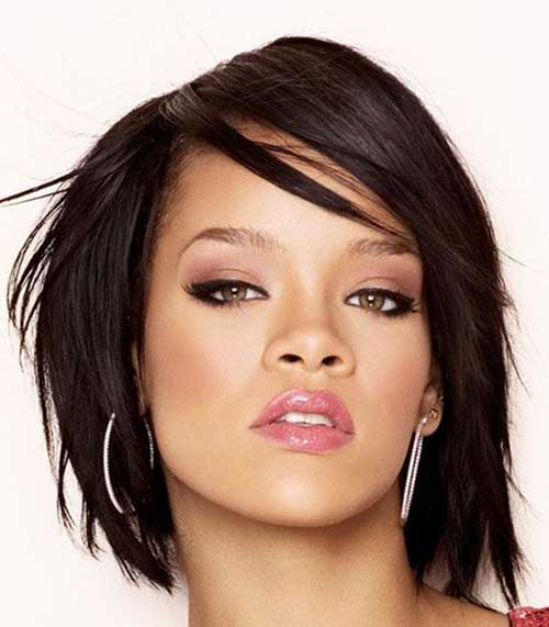 Short Hairstyles for Straight Hair 2014 2015