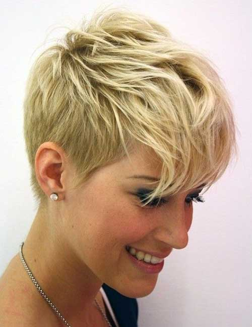 Nice Short Pixie Hairstyles