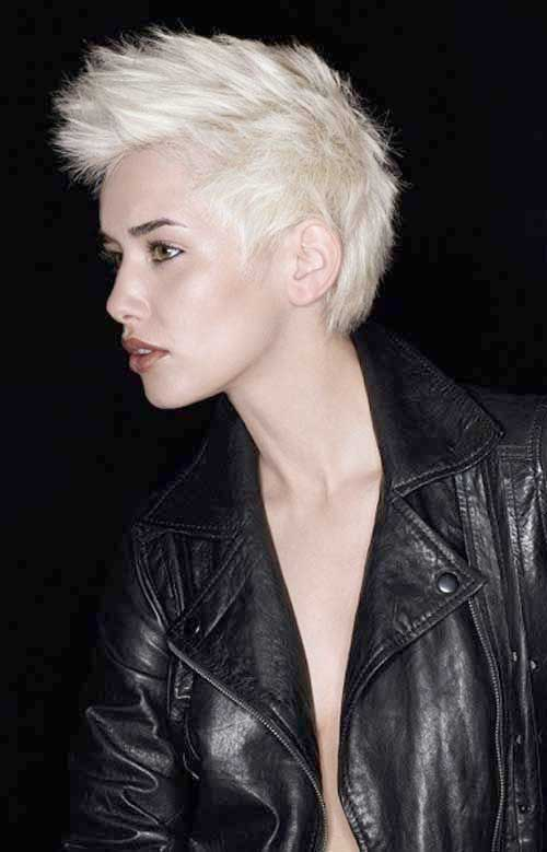 Best Short Punk Haircuts