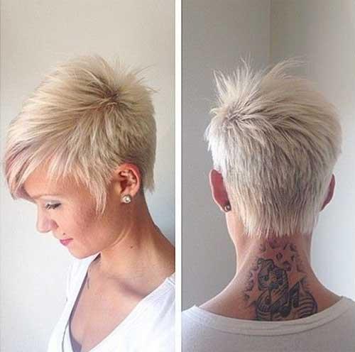 Wondrous 15 Short Razor Haircuts Short Hairstyles Amp Haircuts 2015 Short Hairstyles For Black Women Fulllsitofus