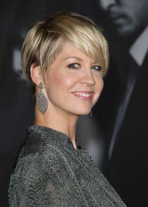 Short Razor Pixie Haircuts