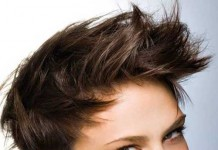 Nice Short Spiky Haircuts For Women