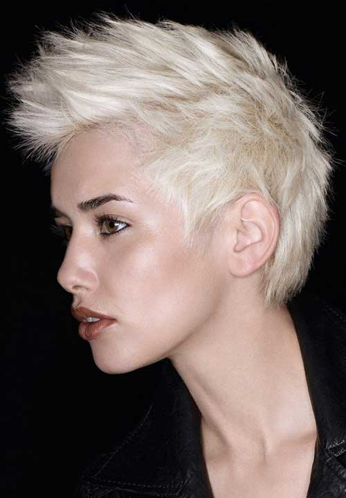 Best Short Spiky Pixie Cuts