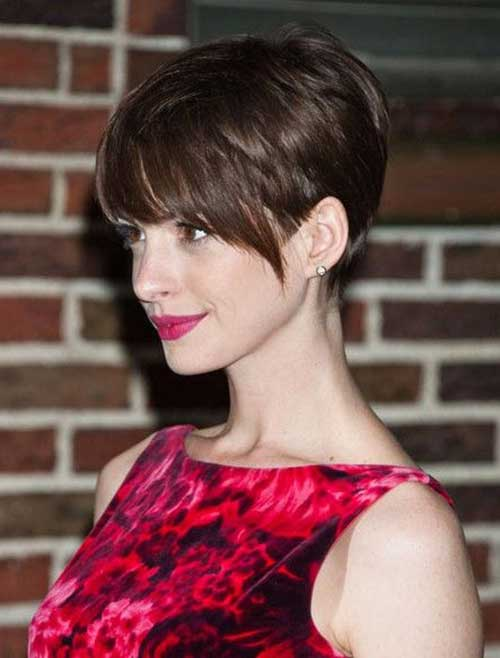 Short Trendy Pixie Haircuts