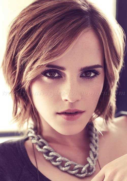 Short Trendy Layered Hairstyles