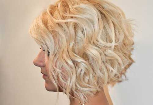 Best Short Wavy Hairstyles