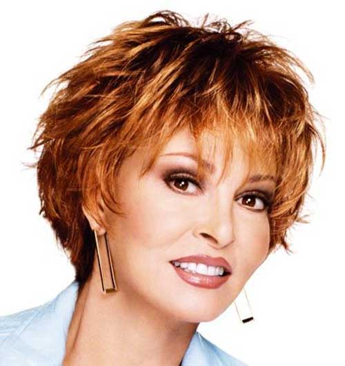 Good Spiky Hairstyles For Short Hair Over 50