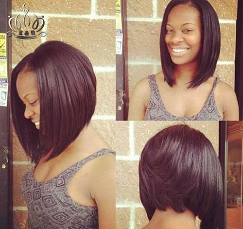 Sensational 10 Layered Bob Hairstyles For Black Women Short Hairstyles Hairstyles For Men Maxibearus