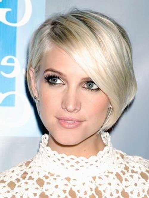 Straight Pixie Hair Celebrity Hairstyles