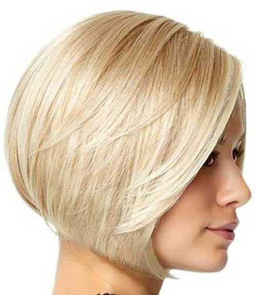 Stylish Blonde Bob Haircuts 2015