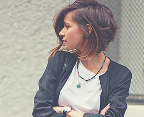 Stylish Hairstyles for Short Hair Ideas