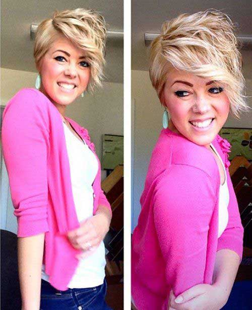 Super Long Pixie Hairstyles