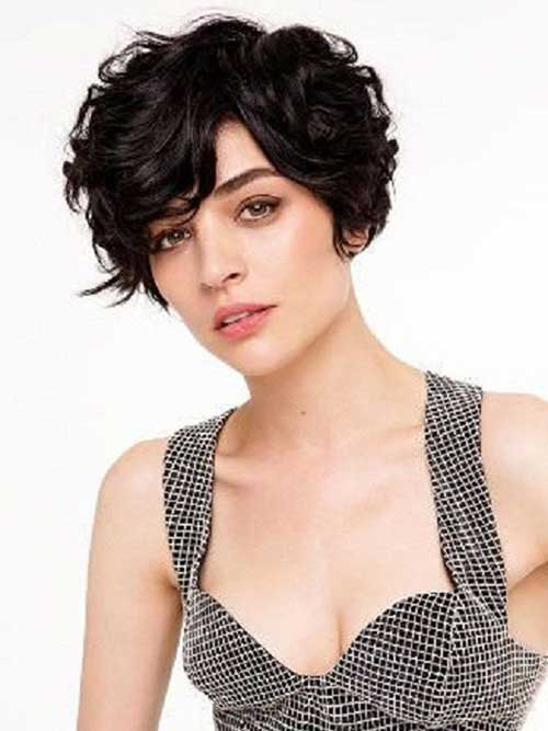 Miraculous 15 Latest Short Thick Curly Hairstyles Short Hairstyles Short Hairstyles Gunalazisus