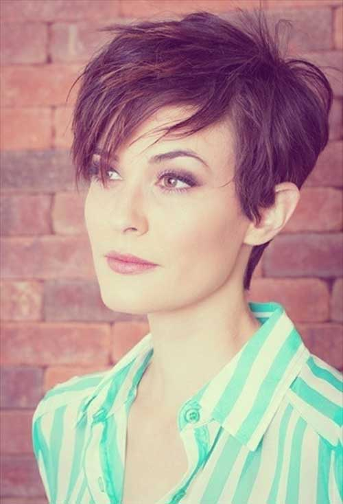 Best Thick Pixie Haircuts