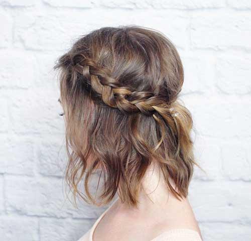 Trending Braided Short Hairstyles