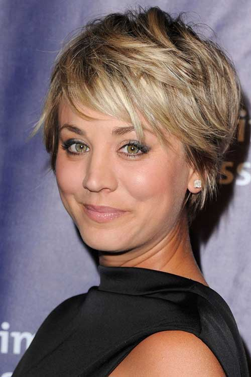 Trendy Layered Short Haircuts