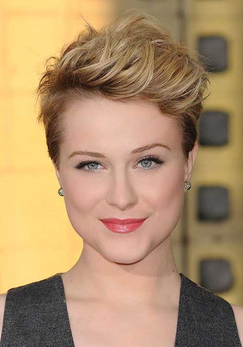 Trendy Pixie Hair Celebrity Hairstyles