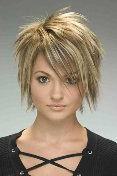 Trendy Short Choppy Haircuts