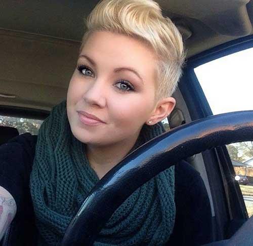 Trendy Short Classy Pixie Hair