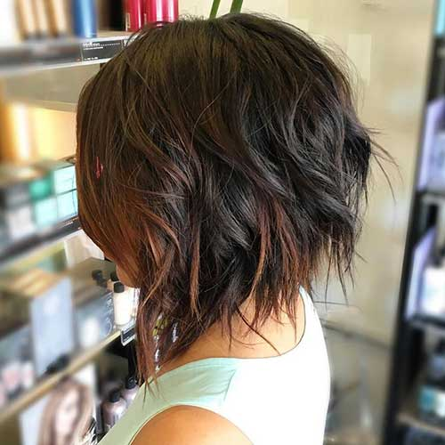 Trendy Short Hair 2016