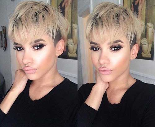 Trendy short haircuts 2016 short hairstyles haircuts 2017 trendy short haircuts 2016 urmus Image collections