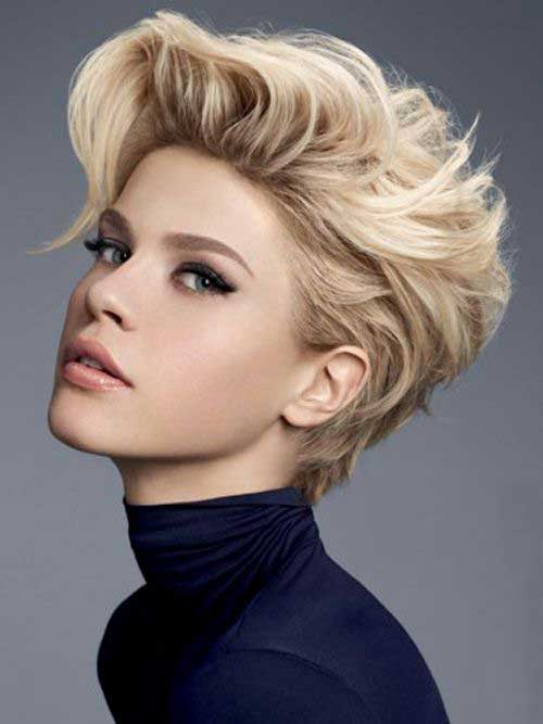Best Trendy Short Ladies Hairstyles