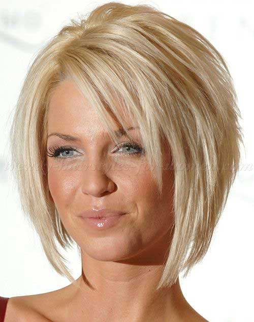 Trendy Short Layered Bob Haircuts