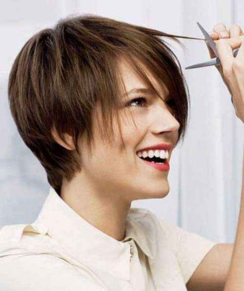 Best Trendy Short Straight Haircuts