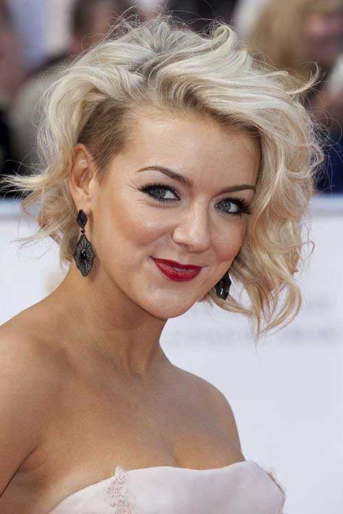 Trendy Undercut Short Hairstyles