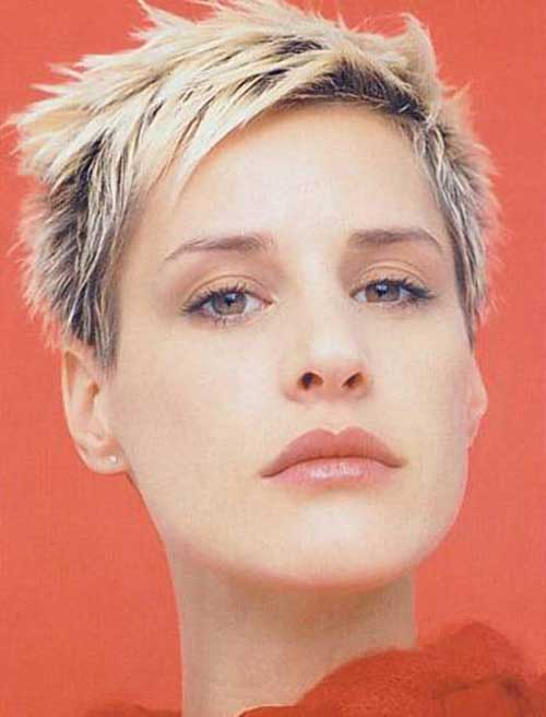 Outstanding 15 Short Spiky Haircuts For Women Short Hairstyles Amp Haircuts 2015 Hairstyles For Men Maxibearus