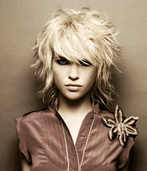 Astounding 15 Best Short Punk Haircuts Short Hairstyles Amp Haircuts 2015 Hairstyle Inspiration Daily Dogsangcom