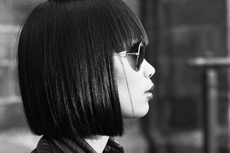 Best 2016 Short Hair with Bangs - 10