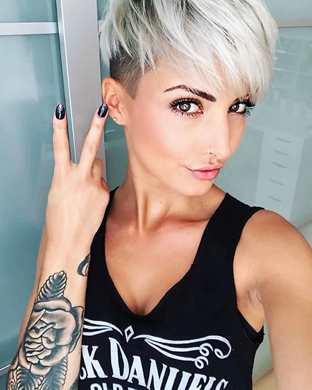 Best Hairstyles for Short Hair - 10-