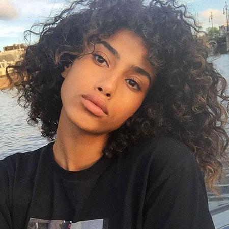 Short Curly Hair - 10-